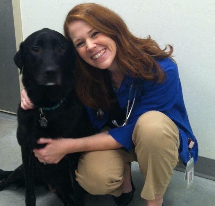 Please help us welcome our new veterinarian, Dr. Sarah Wissmann!